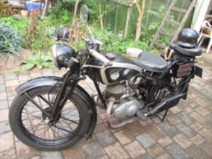 Motorrad Wernsdörfer-102