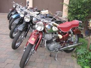 Motorrad Wernsdörfer-151