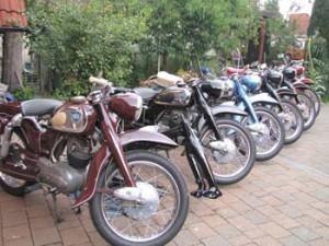Motorrad Wernsdörfer-153