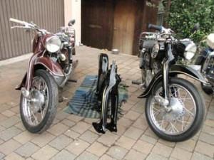 Motorrad Wernsdörfer-157