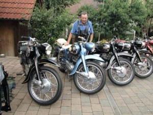 Motorrad Wernsdörfer-160