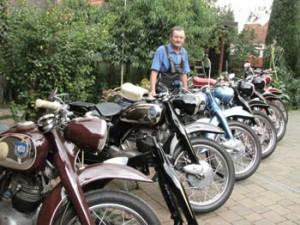 Motorrad Wernsdörfer-165