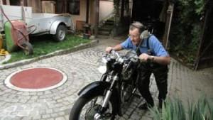 Motorrad Wernsdörfer-185
