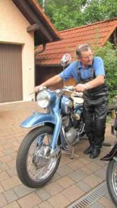 Motorrad Wernsdörfer-192